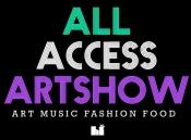 AllAccessArtShowBlacksmall
